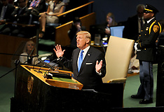 United Nations General Assembly - 19 Sep 2017