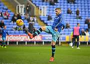 Sheffield Wednesday Forward Gary Hooper during the Sky Bet Championship match between Reading and Sheffield Wednesday at the Madejski Stadium, Reading, England on 23 January 2016. Photo by Adam Rivers.