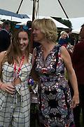 ELOISE GORDON-LENNOX; LADY MARCH, Goodwood Festival of Speed Cartier lunch. 27 June 2015