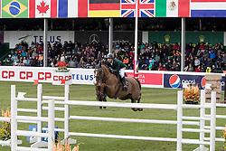 Mansur Guerios Yuri, BRA, Quartz de la Lande<br /> CSIO 5* Spruce Meadows Masters - Calgary 2016<br /> © Hippo Foto - Dirk Caremans<br /> 11/09/16