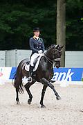 Stephanie Kooijman - Winston<br /> CHIO Rotterdam 2013<br /> © DigiShots