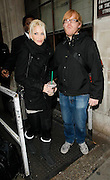 15.DEC.2009.  LONDON<br /> <br /> GIRLS ALOUD STAR SARAH HARDING LEAVING RADIO 1 AFTER GOING ON THE CRISS MOYLES BREAKFAST SHOW WEARING A GRUBBY COAT.<br /> <br /> BYLINE: EDBIMAGEARCHIVE.COM<br /> <br /> *THIS IMAGE IS STRICTLY FOR UK NEWSPAPERS & MAGAZINES ONLY*<br /> *FOR WORLDWIDE SALES & WEB USE PLEASE CONTACT EDBIMAGEARCHIVE-0208 954 5968*