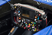 March 27-29, 2015: Malaysian Grand Prix - Sauber F1 wheel detail