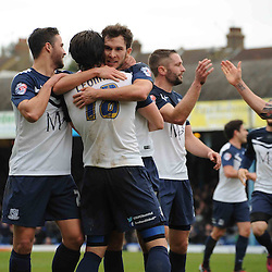 Southend United v Mansfield Town | League Two | 3 April 2015