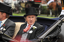 SIR JACKIE STEWART at the 3rd day of Royal Ascot 2009 on 18th June 2009.