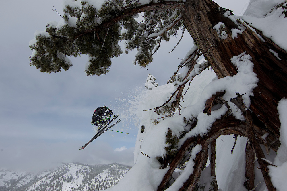 LOCATION: SQUAW VALLEY USA, RIDER: JEREMIE HEITZ - SUI