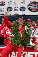 Scott Dixon wins at Watkins Glen International, Watkins Glen Indy Grand Prix, September 25, 2005
