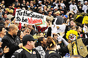 Fans celebrate after the Saints beat the Rams 31-13 in NEw Orleans Sunday Dec. 12, 2010. New Orleans Sainst RB Reggie Bush rushes for a first down but no touchdown in the game against the St. Louis Rams. The Saints went on to win 31-13 against the St. Louis Ram.The New Orleans Saints play the St. Louis rams in New Orleans at the Super Dome Sunday Dec. 12,2010. Photo©SuziAltman. Singer and actress MILEY CYRUS poses for a fan's camera phone with New Orleans police officers on the sidelines prior to The New Orleans Saints' kickoff against the St. Louis Rams at the Superdome. Cyrus is currently filming ''So Undercover'' in New Orleans.