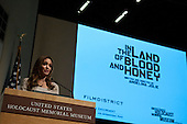 D.C. Premiere of In The Land of Blood and Honey movie: Arrivals