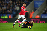 Leicester City v Man United - 23 December 2017