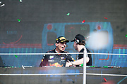 October 27-29, 2017: Mexican Grand Prix. Max Verstappen (DEU), Red Bull Racing, RB13 and DJ Hardway