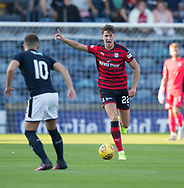 Dundee&rsquo;s Jack Hendry - Raith Rovers v Dundee, Betfred Cup at Starks Park, Kirkcaldy, Photo: David Young<br /> <br />  - &copy; David Young - www.davidyoungphoto.co.uk - email: davidyoungphoto@gmail.com