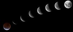 Blenheim-Lunar eclipse