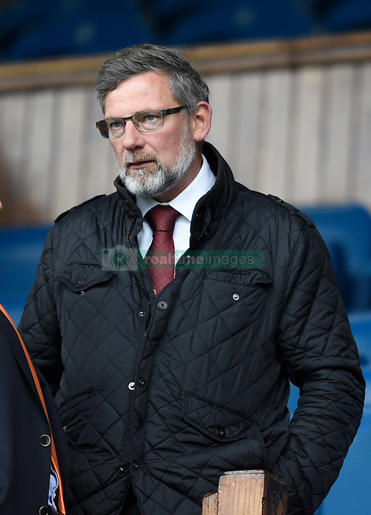 "Hearts Director of Football Craig Levein in the stand before the Scottish Premiership match at Ibrox, Glasgow. PRESS ASSOCIATION Photo. Picture date: Saturday August 19, 2017. See PA story SOCCER Rangers. Photo credit should read: Ian Rutherford/PA Wire. RESTRICTIONS: EDITORIAL USE ONLY No use with unauthorised audio, video, data, fixture lists, club/league logos or ""live"" services. Online in-match use limited to 75 images, no video emulation. No use in betting, games or single club/league/player publications."