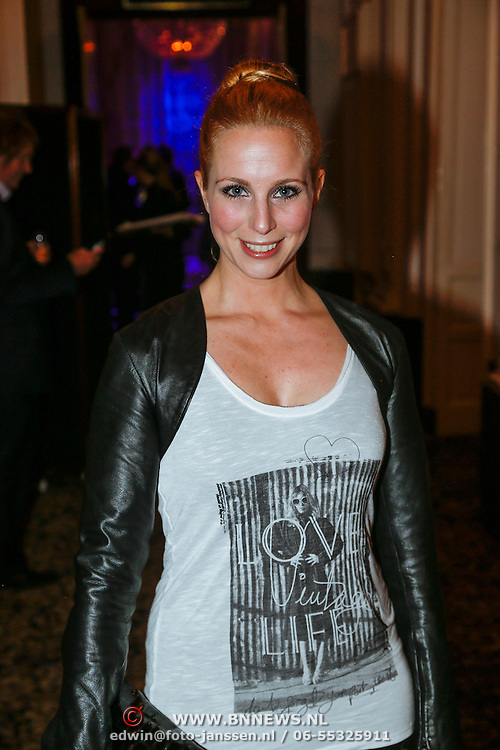 NLD/Amsterdam/20121112 - Beau Monde Awards 2012, Alexandra Alphenaar