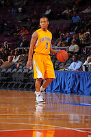 California guard Jerome Randle #3 during the 2K Sports Classic at Madison Square Garden. (Mandatory Credit: Delane B. Rouse/Delane Rouse Photography)