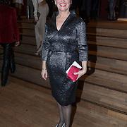 NLD/Amsterdam/20140311 - Modeshow Addy van den Krommenacker 2014, Doris Baaten