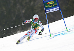 FANARA Thomas of France competes during 10th Men's Slalom - Pokal Vitranc 2014 of FIS Alpine Ski World Cup 2013/2014, on March 8, 2014 in Vitranc, Kranjska Gora, Slovenia. Photo by Matic Klansek Velej / Sportida