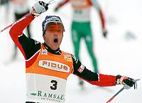 ◊Copyright:<br />GEPA pictures<br />◊Photographer:<br />Hans Simonlehner<br />◊Name:<br />Vittoz<br />◊Rubric:<br />Sport<br />◊Type:<br />Ski nordisch<br />◊Event:<br />FIS Weltcup, Langlauf der Herren, 30 km<br />◊Site:<br />Ramsau, Austria<br />◊Date:<br />18/12/04<br />◊Description:<br />Vincent Vittoz (FRA)<br />◊Archive:<br />DCSSL-181204618<br />◊RegDate:<br />18.12.2004<br />◊Note:<br />8 MB - MP/MP - Nutzungshinweis: Es gelten unsere Allgemeinen Geschaeftsbedingungen (AGB) bzw. Sondervereinbarungen in schriftlicher Form. Die AGB finden Sie auf www.GEPA-pictures.com.<br />Use of picture only according to written agreements or to our business terms as shown on our website www.GEPA-pictures.com.