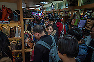Bakugai!  Explosive Chinese Shoppers in Japan.