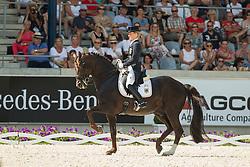 Langehanenberg Helen (GER) - Damon Hill NRW<br /> Preis der Familie Tesch <br /> Lambertz Nations Cup<br /> Weltfest des Pferdesports CHIO Aachen 2014<br /> © Hippo Foto - Dirk Caremans