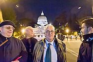 Roma 21 Novembre 2014<br /> Manifestazione contro prostituzione e degrado all' EUR, organizzata dal comitato di quartiere &quot;Ripartiamo dall'Eur&quot; e dall'associazione commercianti della zona. La manifestazione &egrave; stata indetta per chiedere un intervento dalle istituzioni sulla prostituzione e il degrado nel quartiere.  L&rsquo;europarlamentare della Lega Nord Mario Borghezio ha partecipato alla manifestazione.<br /> Rome November 21, 2014<br /> Demonstration against prostitution and degradation in the EUR district, organized by the neighborhood committee, and by the traders in the area The demonstration was called to request assistance from the institutions against prostitution and degradation in the neighborhood. The Northern League MEP Mario Borghezio attended the demostration.