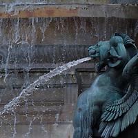 Griffen Water Fountain