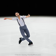 Ice Dance International performing WInd Dancer, Choreographed by Stephanee Grosscup, in Portland, ME, February 2020