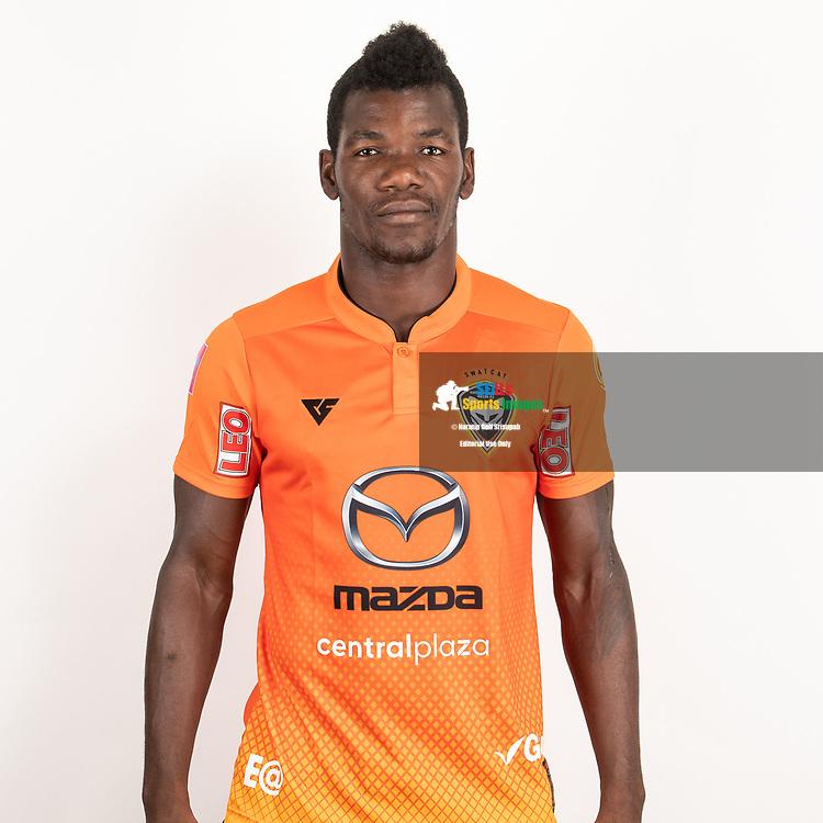 THAILAND - JUNE 25: Amadou Ouattara #81 of Nakhonratchasrima Mazda FC on June 25, 2019.<br /> .<br /> .<br /> .<br /> (Photo by: Naratip Golf Srisupab/SEALs Sports Images/MB Media Solutions)