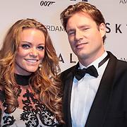 NLD/Amsterdam/20121028 - Inloop premiere nieuwe James Bond film Skyfall , Inge de bruijn en ,,,,,