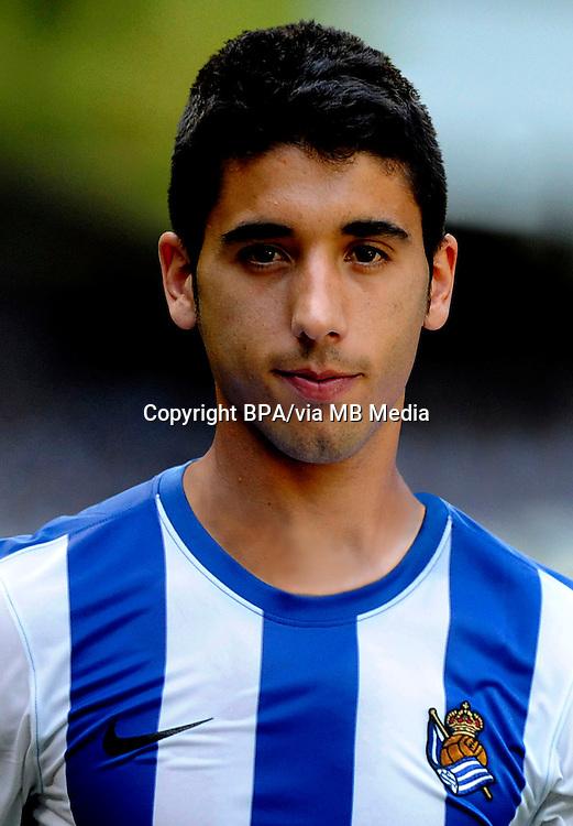 José Ángel Valdés ( Real Sociedad )