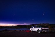 Orionids Over Orion<br />