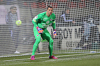 Remy VERCOUTRE - 14.03.2015 - Lorient / Caen - 29eme journee de Ligue 1<br /> Photo : Vincent Michel / Icon Sport