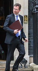 London, June 27th 2017. Attorney General Jeremy Wright leaves the weekly UK cabinet meeting at 10 Downing Street in London.