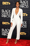 April 1, 2016- Newark, NJ: United States- Recording Artist Kelly Rowland attends the 2016 Black Girls Rock Red Carpet Arrivals held at NJPAC on April 1, 2016 in Newark, New Jersey. Black Girls Rock! is an annual award show, founded by DJ Beverly Bond, that honors and promotes women of color in different fields involving music, entertainment, medicine, entrepreneurship and visionary aspects.   (Terrence Jennings/terrencejennings.com)