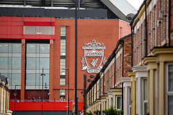 A general view of Anfield, home to Liverpool - Mandatory by-line: Robbie Stephenson/JMP - 07/05/2019 - FOOTBALL - Anfield - Liverpool, England - Liverpool v Barcelona - UEFA Champions League Semi-Final 2nd Leg