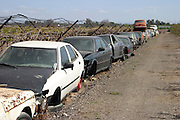 Israel, Old Car's cemetery