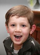 Lifestyle Child Portrait, Smiling