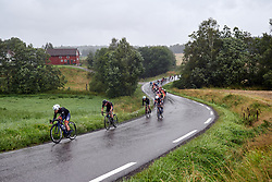 Emilie Moberg (NOR) and Lisa Klein (GER) during Ladies Tour of Norway 2019 - Stage 1, a 128 km road race from Åsgårdstrand to Horten, Norway on August 22, 2019. Photo by Sean Robinson/velofocus.com
