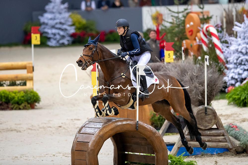 De Liedekerke-Meier Lara, BEL, Freya des Concessions<br /> CHI Genève 2019<br /> © Hippo Foto - Dirk Caremans<br />  13/12/2019