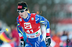 20.12.2015, Nordische Arena, Ramsau, AUT, FIS Weltcup Nordische Kombination, Langlauf, im Bild Tom Balland (FRA) // Tom Balland of France during Cross Country Competition of FIS Nordic Combined World Cup, at the Nordic Arena in Ramsau, Austria on 2015/12/20. EXPA Pictures © 2015, PhotoCredit: EXPA/ JFK