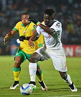 Thuso Phala (AFS) vs  Serigne M.K. Mbodji (SEN)