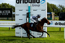 Amorously ridden by Pat Dobbs trained by Richard Hannon wins the The Bristol Water Fillies' Handicap Stakes (Class 5)- Mandatory by-line: Robbie Stephenson/JMP - 04/09/2019 - PR - Bath Racecourse - Bath, England - Bath Races