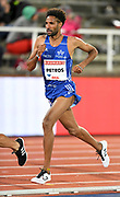 Amanal Petros (GER) places 18th in the 10,000m in 28:42.59 during the Bauhaus-Galan in a IAAF Diamond League meet at Stockholm Stadium in Stockholm, Sweden on Thursday, May 30, 2019. (Jiro Mochizuki/Image of Sport)