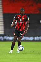 Football - 2019 / 2020 EFL Cup - Round 2 -AFC Bournemouth vs. Crystal Palace <br /> <br /> Bournemouth's Nnamdi Ofoborh in action during the EFL Cup tie at the Vitality Stadium (Dean Court) Bournemouth  <br /> <br /> COLORSPORT/SHAUN BOGGUST