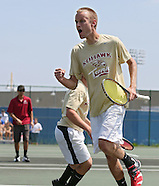 Iowa Conference Men's Tennis Championships - Cedar Rapids, Iowa - May 5, 2012