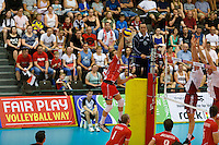 CEV european league Denmark - Poland
