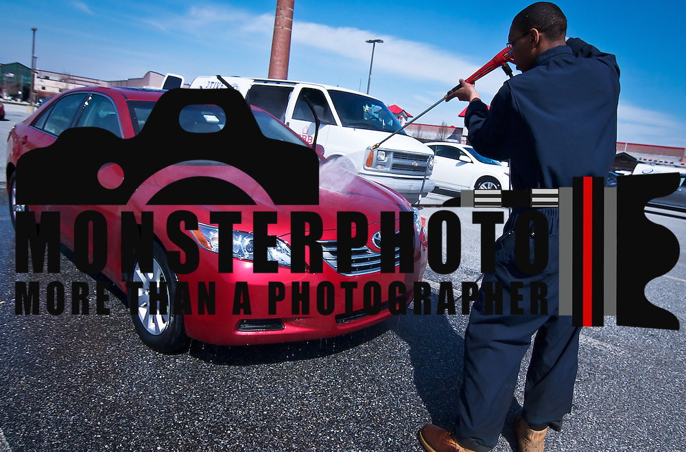 03/25/11 Wilmington DE: 302 Automative Staff on location at the River front in Wilmington Delaware, March 25, 2011. ..Special to Monsterphoto/SAQUAN STIMPSON