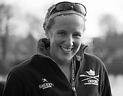London, Great Britain, OUWBC, Club President, Anastasia CHITTY, after winning the Newton Women's Boat Race. The Newton Women's Boat race and the reserve races Mortlake. ENGLAND. <br /> <br /> 17:24:31  Saturday  11/04/2015<br /> <br /> [Mandatory Credit; Intersport-images]