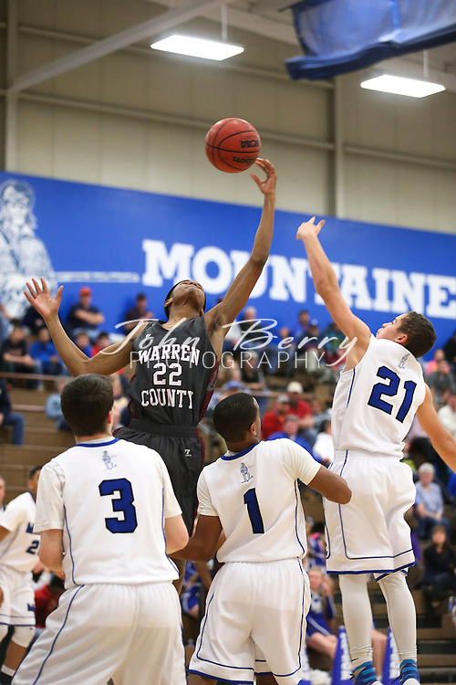 January 29, 2016.  <br /> MCHS Varsity Boys Basketball vs Warren County.  Madison wins 80-55 and are 17-2 for the season.